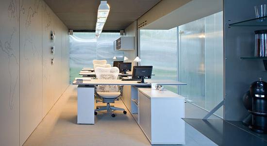 Tại sao nên sử dụng container văn phòng?