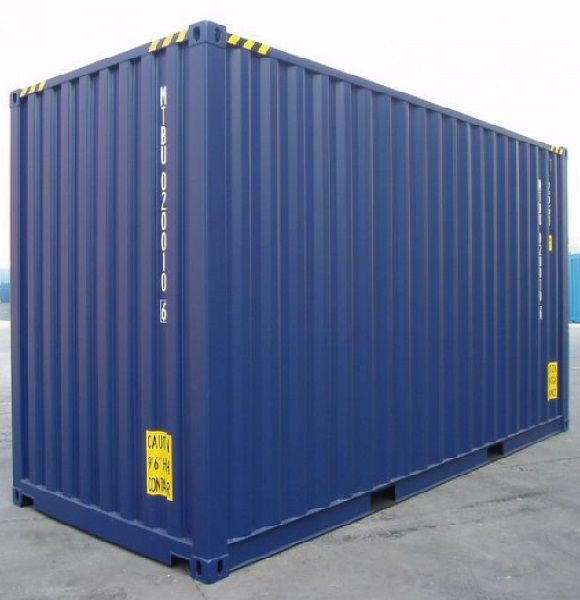 Container khô 20 Feel